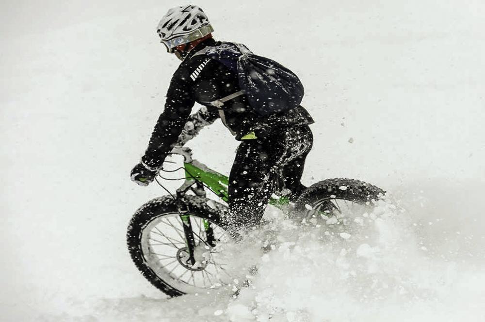 Los Imparables Snow Epic