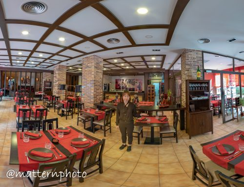 Restaurante Sorgo Rojo – Madrid – Tour Virtual 360