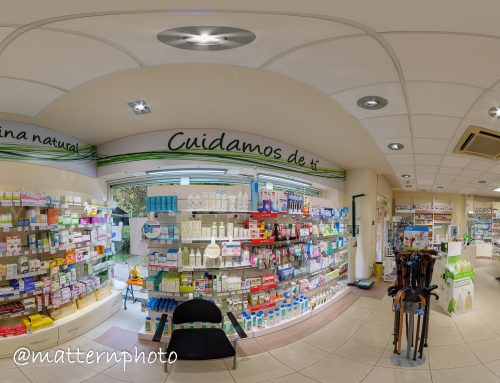 Farmacuidados – Tour Virtual 360